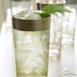 Fennel Fizz Cocktail
