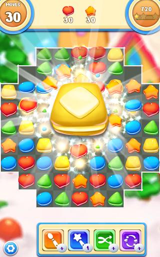 Cookie Macaron Pop : Sweet Match 3 Puzzle filehippodl screenshot 15