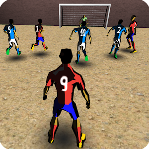 City Street Soccer for PC and MAC