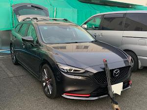 アテンザワゴン GJ2AW 最終型アテンザ XD Proactive AWD MTのカスタム事例画像 愚里庵 GJ・ND Mazda沼さんの2020年01月03日19:28の投稿