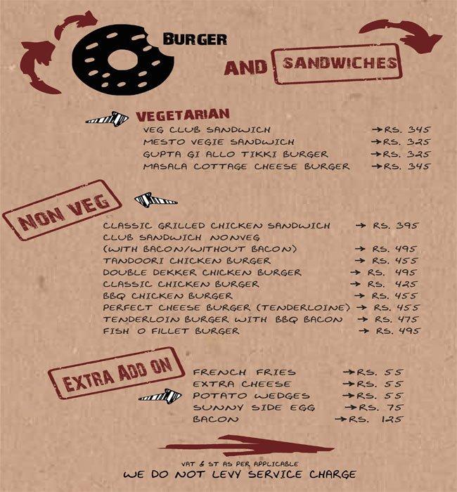 Oh My God-Cafe OMG menu 6