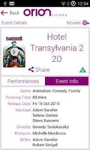 Aplikasi resmi dari Lg Cinema - Burgess Hill.