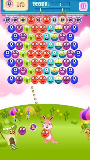 玩街機App|バブルモンスターの衝突免費|APP試玩