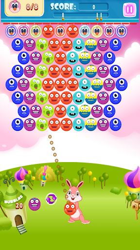 Bunny Bubble Story filehippodl screenshot 3
