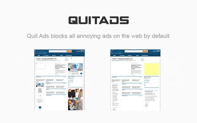 Quit Ads