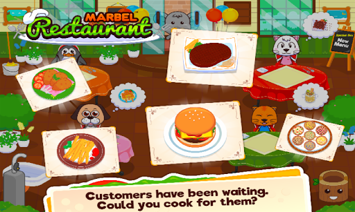 Marbel Restaurant - Kids Games ss3