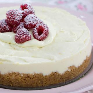 Lemon & Ricotta Cheesecake