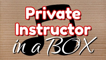 Private Instructor-in-a-Box