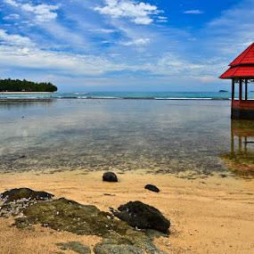 carocok by Muzakhir Rida - Landscapes Waterscapes ( west sumatra, beach, landscapes, waterscapes, painan )