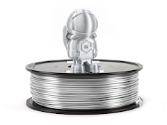Silky Silver MH Build Series PLA Filament - 1.75mm (1kg)