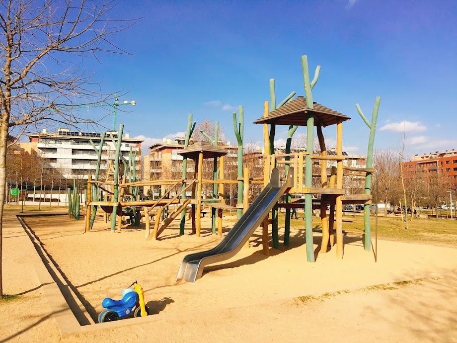Foto Parque del Turó de Can Mates 12