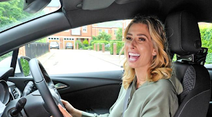 Stacey Solomon relishes spending 'quality time' with her sons