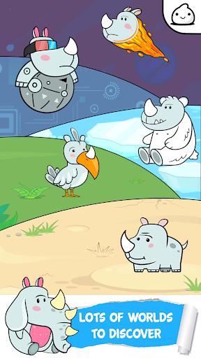 Rhino Evolution - Clicker Game