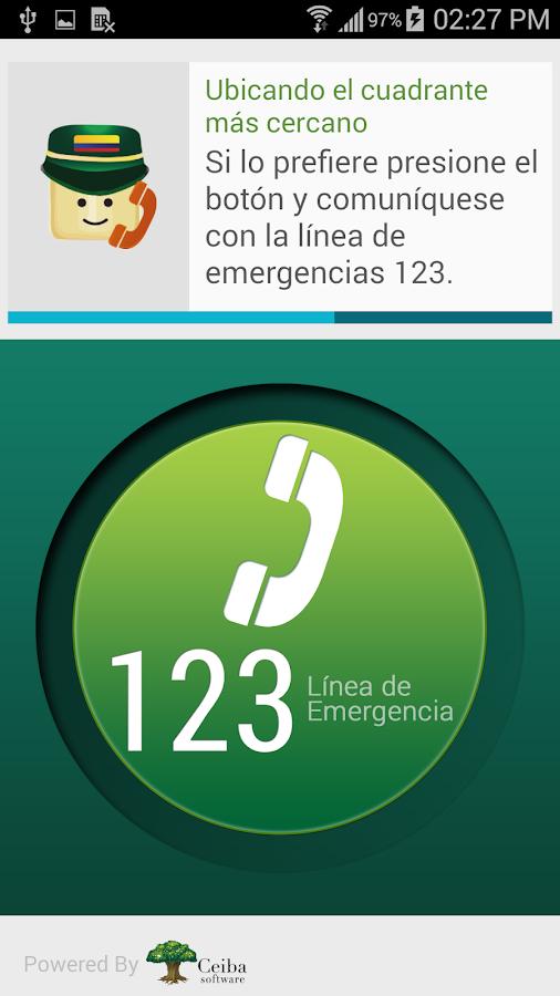 Cuadrantes - screenshot