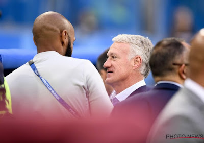 "Deschamps complimente la Belgique : ""On tire la meilleure équipe de Nations League"""