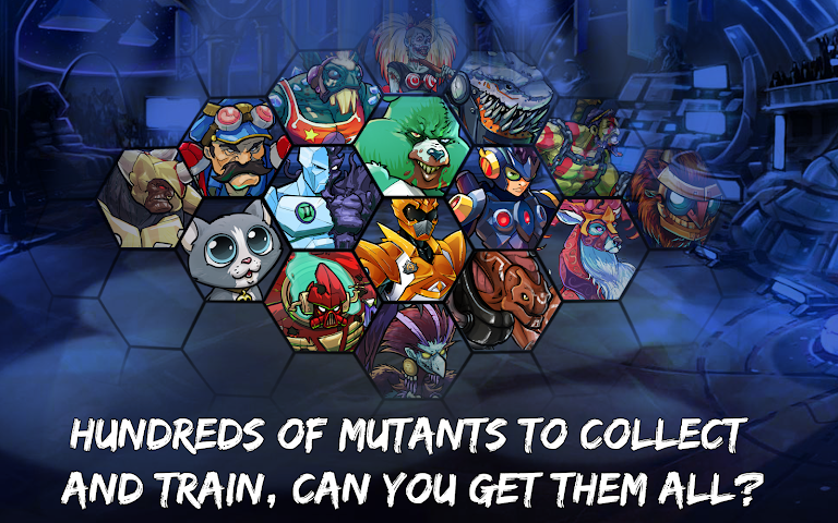 android Mutants: Genetic Gladiators Screenshot 4