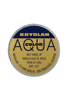 Aqua liten met Silverblå