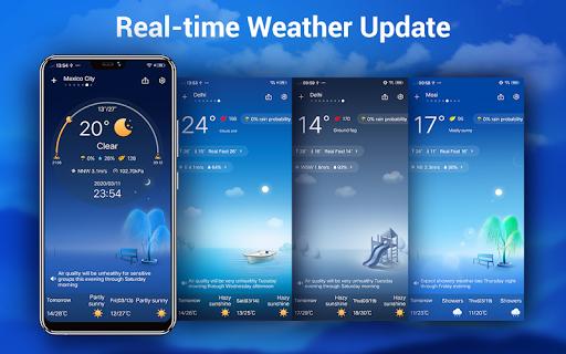 Weather Forecast 1.5.1 screenshots 16