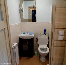 Photo: Pokój nr 2 parter budynek A. WC. Takie samo WC jak i prysznic jest w pokoju nr 3 na parterze.