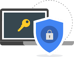 Maintain control over cryptographic keys logo