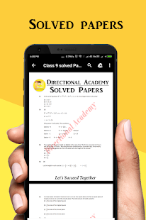 Download Class 9 Maths Exam Guide 2019 - (CBSE Board) For PC Windows and Mac apk screenshot 5