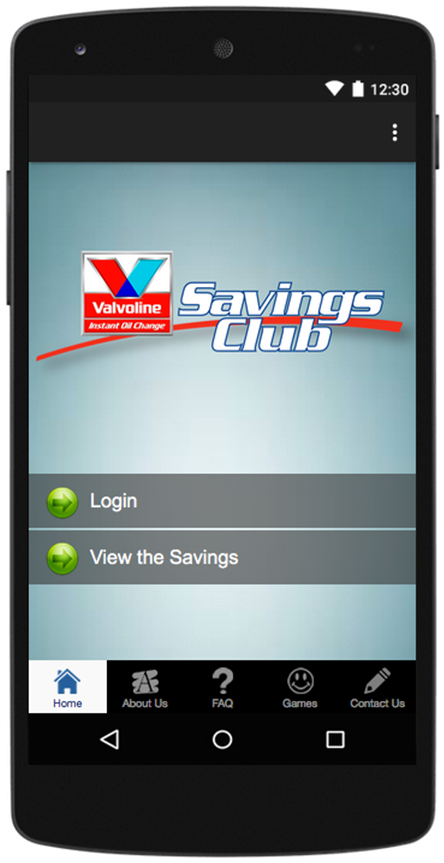 VIOC Savings Club- screenshot