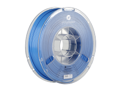 Polymaker Polysmooth Filament Electric Blue - 1.75mm (0.75kg)