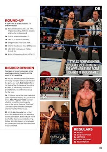 Fighting Spirit Magazine- screenshot thumbnail