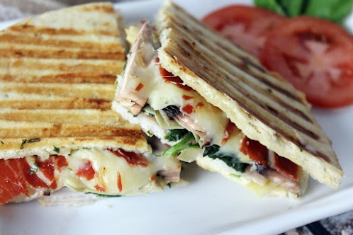 Prima Donna Turkey Club Sandwich