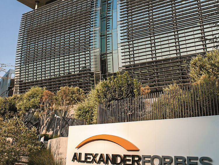 The offices of Alexander Forbes and EY in Sandton, Johannesburg. File photo: SUPPLIED