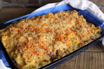 Corned Beef Mac & Cheese Recipe
