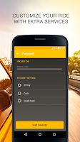 Screenshot of Easy Taxi - Your New Taxi App