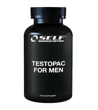 Testopac For Men, 120 caps