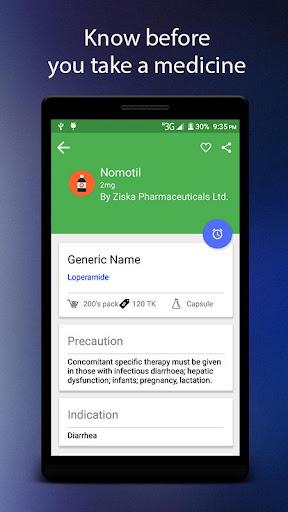 Drugbook - All Medicine Guide 1.29 screenshots 4
