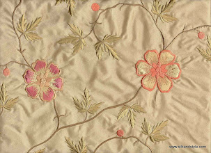 Photo: Mysore 03 - Mirage Series Embroidery - Sand