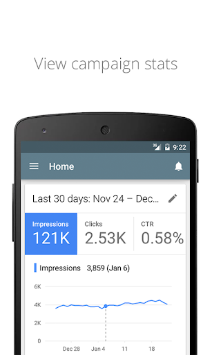 Google Ads 1.12.0 screenshots 1