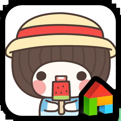 ベベ(夏ああスクリム)ドドルランチャのテーマ 個人化 App LOGO-硬是要APP