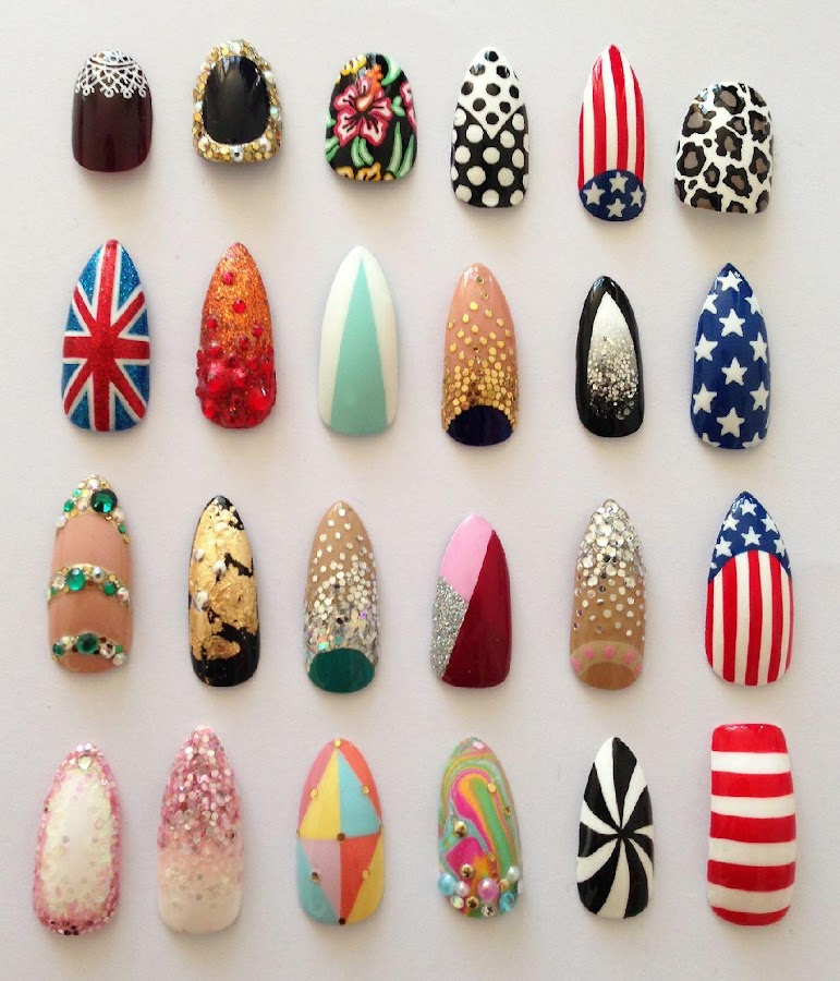 Nail art designs gallary android apps on google play nail art designs gallary screenshot prinsesfo Gallery