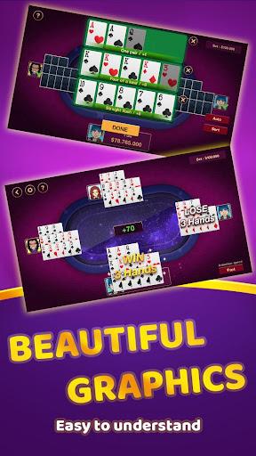 Chinese Poker Offline 1.0.2 screenshots 9