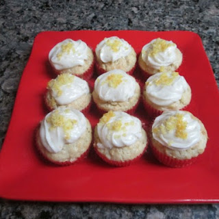 Apple-Laced Orange Cream Muffins