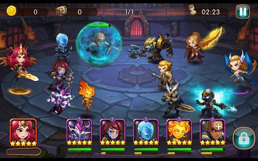 League of Angels -Fire Raiders screenshot 6