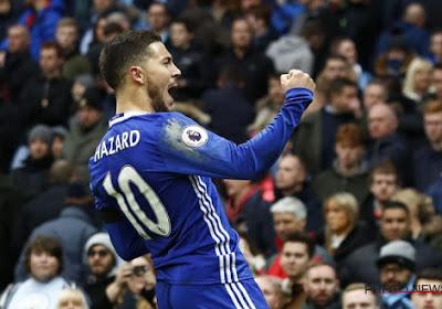 """Hazard, """"meilleur joueur de l'histoire de Chelsea""""?"""