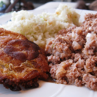 Cuban Ground Beef – Picadillo de carne.