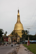 Photo: Year 2 Day 59 - Gold Stupa of a Temple