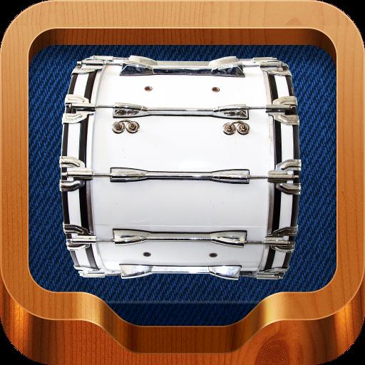 音樂鼓 音樂 LOGO-阿達玩APP