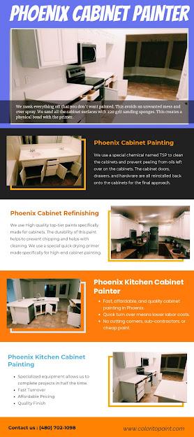 Phoenix Cabinet Painter