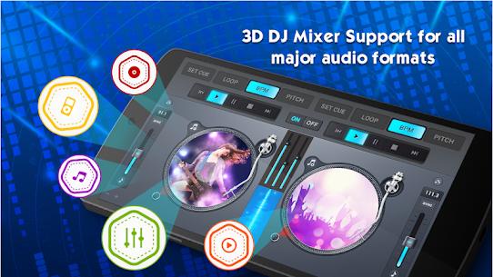 DJ Mixer 2019 – 3D DJ App  Download For Android 3
