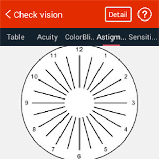 iCare Eye Test Pro Screenshot