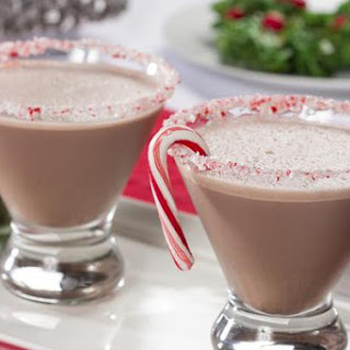 Cocoa Peppermint Frosty