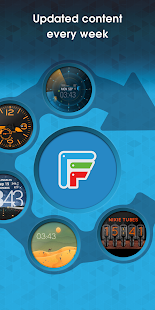 Facer Watch Faces Android Wear Screenshot 7